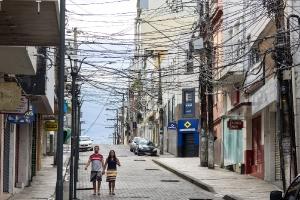 früher Morgen in Manaus
