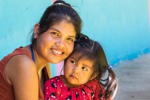 indigener Kindergarten