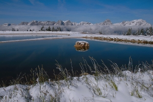 Blauer See im Toten Gebirge