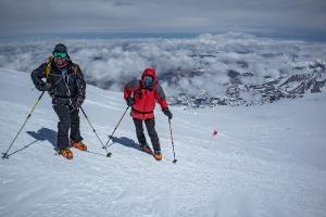 Elbrus Russland
