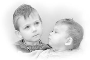 Timo und Luca