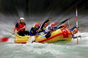 Rafting Türkei